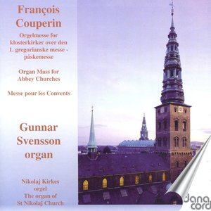 Image for 'Couperin, F.: Mass for the Convents / Svensson, G.: Improvisations'