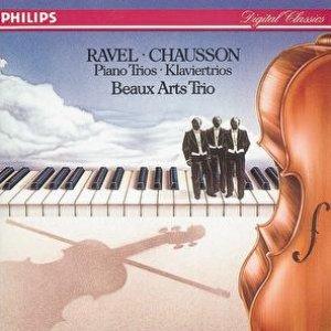 Image for 'Ravel: Piano Trio in A minor/Chausson: Piano Trio in G minor'