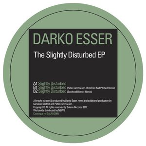 Image for 'The Slightly Disturbed EP'