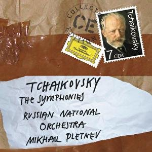 Image for 'Tchaikovsky: The Symphonies'
