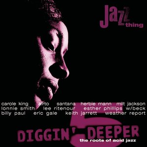 Image for 'Diggin' Deeper - The Roots Of Acid Jazz Vol.5'