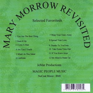 Image for 'Mary Morrow Revisited'