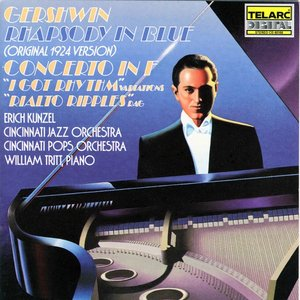 "Image for 'Gershwin: Rhapsody In Blue, Concerto In F major, ""I Got Rhythm"" Variations, ""Rialto Ripples"" Rag'"