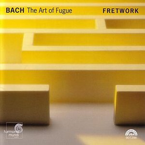 Image for 'J.S. Bach: The Art of Fugue, BWV 1080'