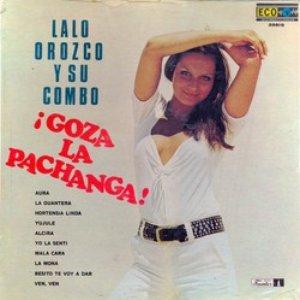 Image pour 'Lalo Orozco y su Combo Sabroso'