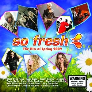 Image pour 'So Fresh: The Hits Of Spring 2009'