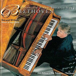 Bild für 'Beethoven: Complete Piano Sonatas Vol. 2'