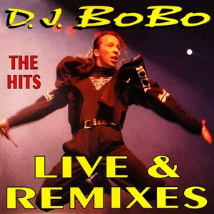 Image for 'The Hits Live & Remixes'