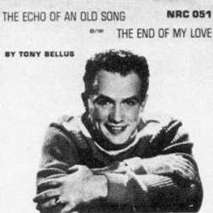 Tony Bellus - Robbin' The Cradle / Valentine Girl
