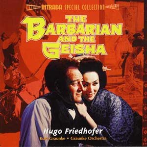 Image for 'The Barbarian And The Geisha'