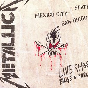 Bild för 'Live Shit: Binge & Purge (disc 1)'