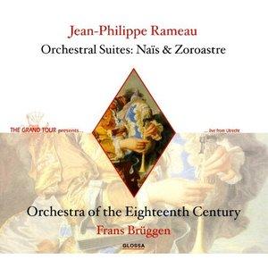 Image for 'Rameau, J.P.: Nais Suite / Zoroastre Suite'