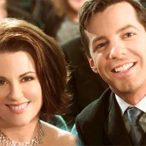 Immagine per 'Megan Mullally and Sean Hayes'