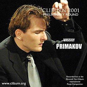 Immagine per '2001 Van Cliburn International Piano Competition Preliminary Round'