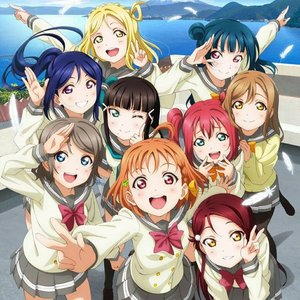 Image for 'Aqours'