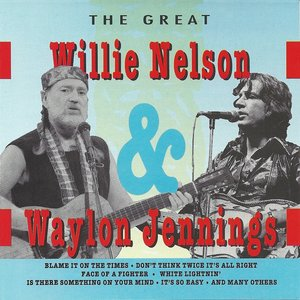 Image pour 'The Great Willie Nelson & Waylon Jennings'