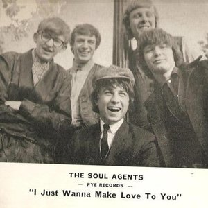 Image for 'The Soul Agents'