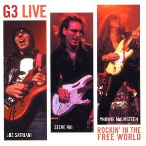 Image for 'G3 (Satriani, Vai, Malmsteen)'