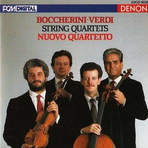 Image for 'Quartet in E Minor for 2 violins, viola & violoncello: I. Allegro'