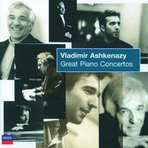 Bild för 'Great Piano Concertos'