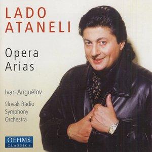 Image for 'Anguelov, Ivan: Opera Arias'