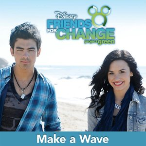 Immagine per 'Make a Wave (feat. Joe Jonas & Demi Lovato) - EP'