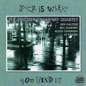 Image for 'Jazz Is Where You Find It'