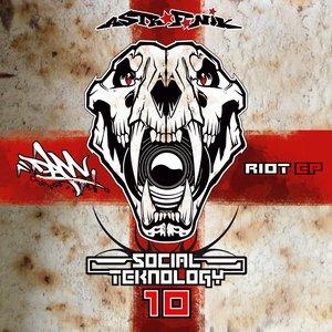 Image for 'Social Teknology - Riot EP, Vol. 10'