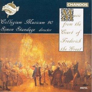 Image for 'Bach, C.P.E. / Benda / Frederick II / Graun: Sonatas / Quantz: Flute Concerto In A Major'