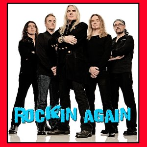 Image for 'Rockin' Again'