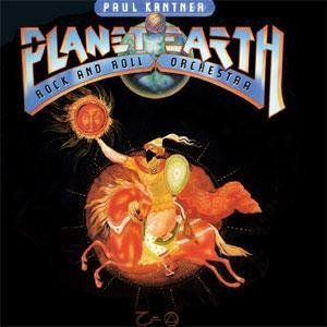 """The Planet Earth Rock and Roll Orchestra""的封面"