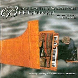 Bild für 'Beethoven: Complete Piano Sonatas Vol. 1'
