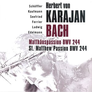 Image for 'Part III: Recitative: Am Abend, da es kuhle war (Bass)'