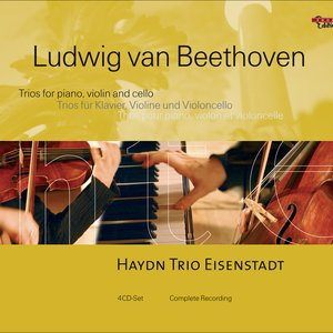 Image for 'Beethoven, L.: Piano Trios (Complete)'