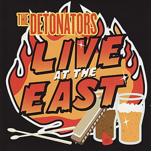 Image for 'Live At The East'