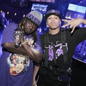 Image for 'Chris Brown & T-Pain'