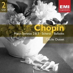 Image for 'Chopin:PIano Sonatas 2 & 3: Ballades & Scherzi'
