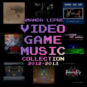 Immagine per 'Video Game Music Collection 2012-2013'