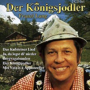 Franzl Lang - Franz Lang Singt Und Jodelt...
