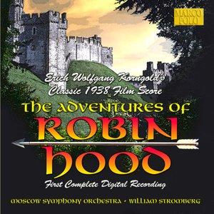 Image for 'Korngold: Adventures of Robin Hood'