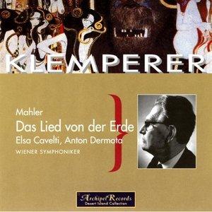 Image pour 'Klemperer Conducts Mahler: Das Lied von der Erde'