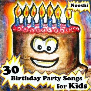 Imagen de '30 Birthday Party Songs for Kids'