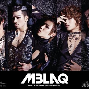 Image for 'MBLAQ (엠블랙)'