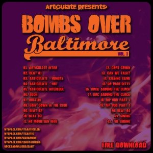 Bild för 'Bombs Over Baltimore Vol. 1'