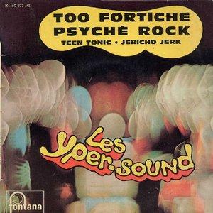 Imagem de 'Too Fortiche / Psyché Rock / Teen Tonic / Jericho Jerk'