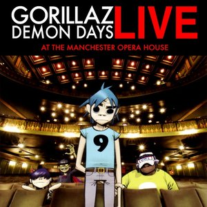 Image pour 'Demon Days Live at The Manchester Opera House'