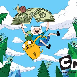 Image for 'Adventure Time'