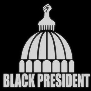 Image for 'Black President'