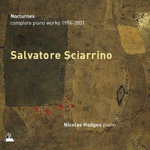 Image for 'Sciarrino: Complete Piano Works'