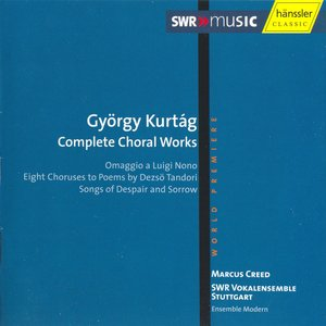 Image pour 'Complete Choral Works'